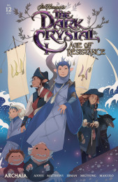 V.12 - Jim Henson's The Dark Crystal: Age of Resistance