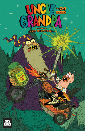 Uncle Grandpa - Peter Browngardt