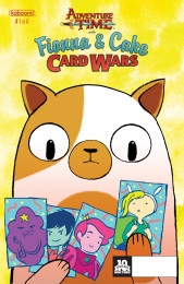 V.1 - Adventure Time: Fionna & Cake Card Wars