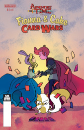 V.3 - Adventure Time: Fionna & Cake Card Wars