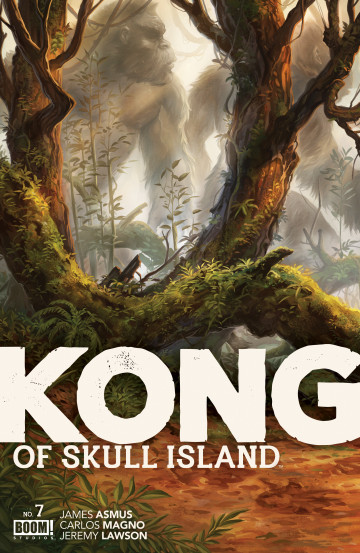 Kong of Skull Island - James Asmus