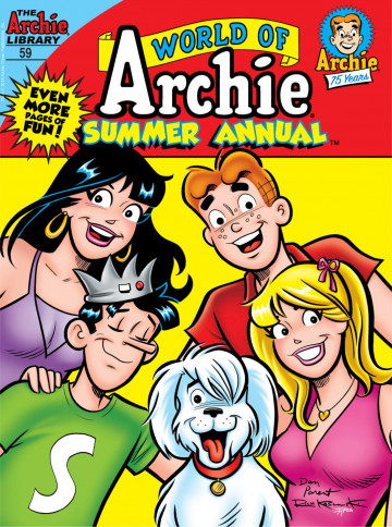 World of Archie Comics Double Digest - Archie Superstars