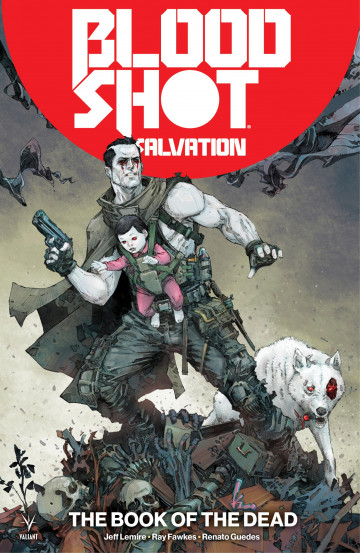 Bloodshot Salvation - Renato Guedes