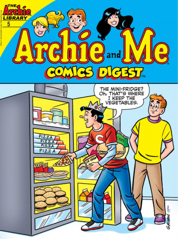 Archie & Me Comics Digest - Archie Superstars
