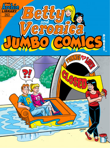 Betty & Veronica Jumbo Comics Digest - Bill Golliher