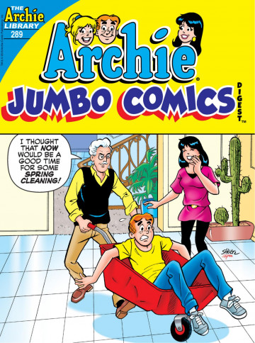 Archie Comics Double Digest - Dan Parent