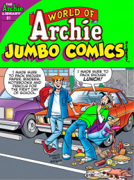 V.81 - World of Archie Comics Double Digest