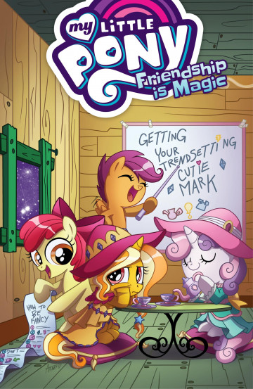 My Little Pony: Friendship is Magic - Christina Rice