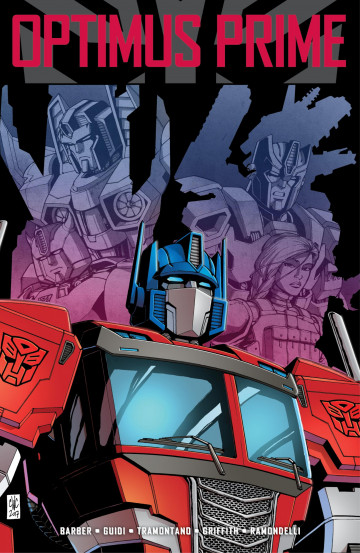 Transformers: Optimus Prime - John Barber