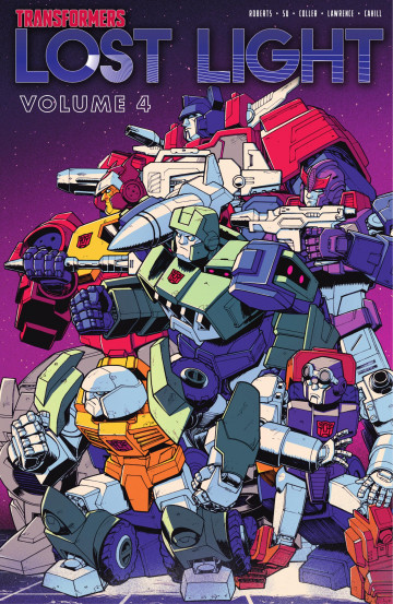 Transformers: Lost Light - James Roberts