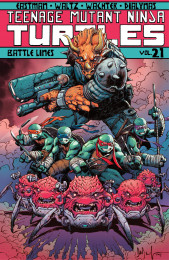 V.21 - Teenage Mutant Ninja Turtles: Ongoing