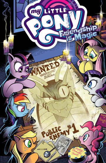 My Little Pony: Friendship is Magic - Ted Anderson