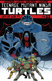 V.22 - Teenage Mutant Ninja Turtles: Ongoing