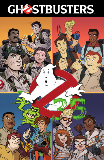 Ghostbusters: 35th Anniversary - Erik Burnham