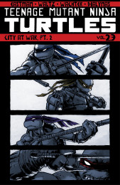 V.23 - Teenage Mutant Ninja Turtles: Ongoing