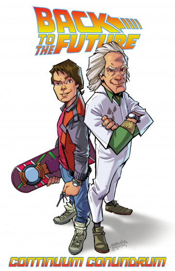 Back To The Future - Bob Gale, John Barber