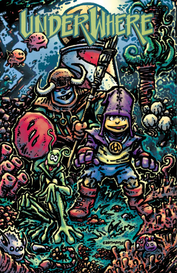 Underwhere - Kevin Eastman