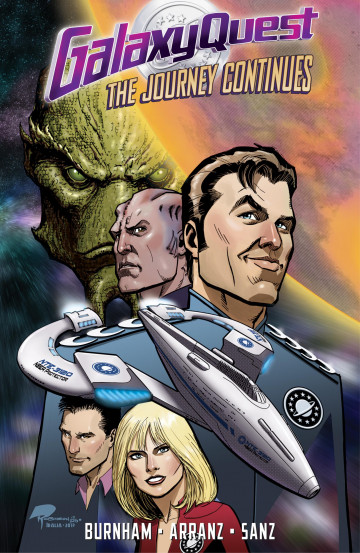 Galaxy Quest: The Journey Continues - Erik Burnham