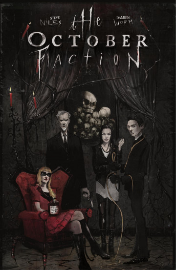 The October Faction - Steve Niles