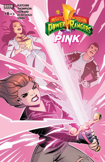 Mighty Morphin Power Rangers: Pink - Tini Howard