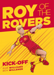 V.1 - Roy of the Rovers