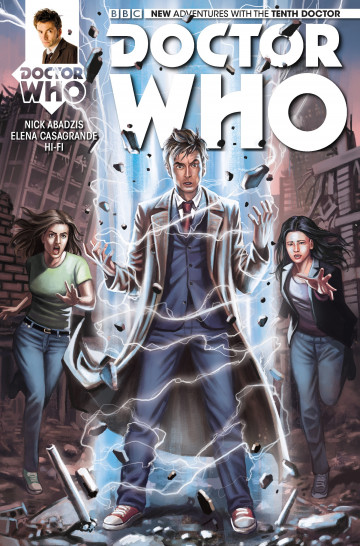 Doctor Who: The Tenth Doctor - Elena Casagrande