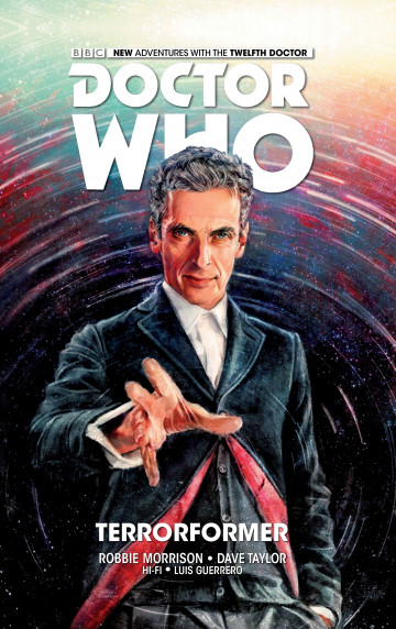Doctor Who: The Twelfth Doctor Collection - Dave Taylor