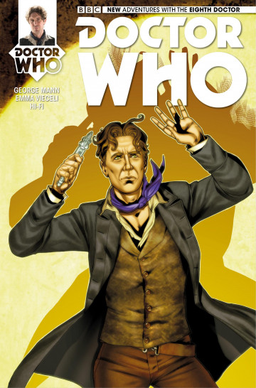 Doctor Who: The Eighth Doctor - George Mann