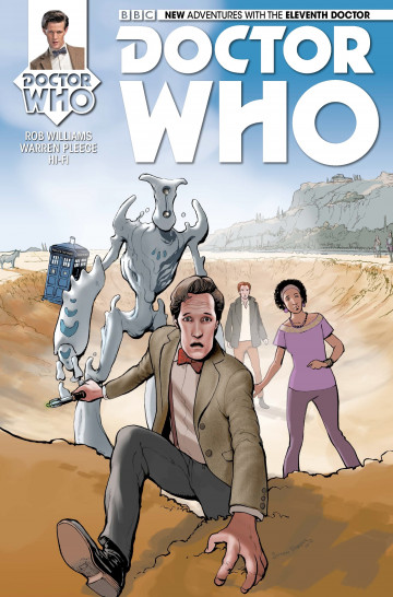Doctor Who: The Eleventh Doctor - Warren Pleece