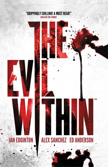 The Evil Within: The Interlude - Ian Edginton