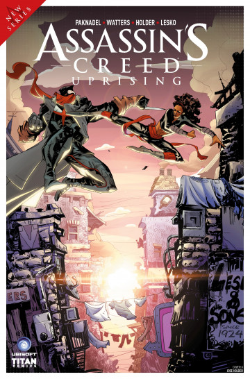 Assassin's Creed: Uprising - Alex Packnadel