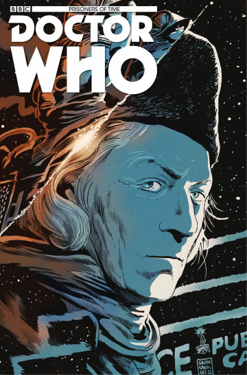 Doctor Who Archives: Prisoners of Time - DavidTipton