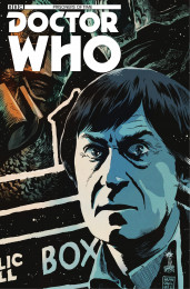 Doctor Who Archives: Prisoners of Time