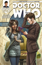 V.6 - Doctor Who: The Tenth Doctor