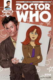 V.10 - Doctor Who: The Tenth Doctor