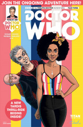 V.8 - Doctor Who: The Twelfth Doctor