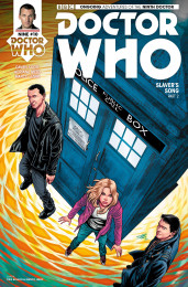 V.3 - C.5 - Doctor Who: The Ninth Doctor