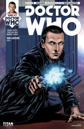 V.4 - C.1 - Doctor Who: The Ninth Doctor