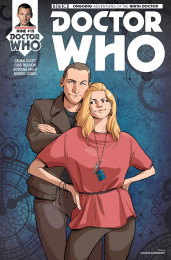 V.4 - C.5 - Doctor Who: The Ninth Doctor