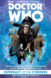 V.1 - Doctor Who: Supremacy of the Cybermen