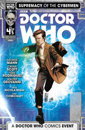 V.4 - Doctor Who: Supremacy of the Cybermen