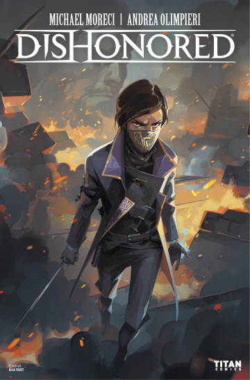 Dishonored: The Peeress & The Price - Michael Moreci