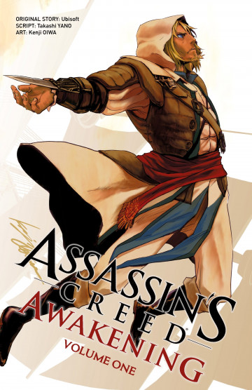 Assassin's Creed: Awakening - Yano Takashi