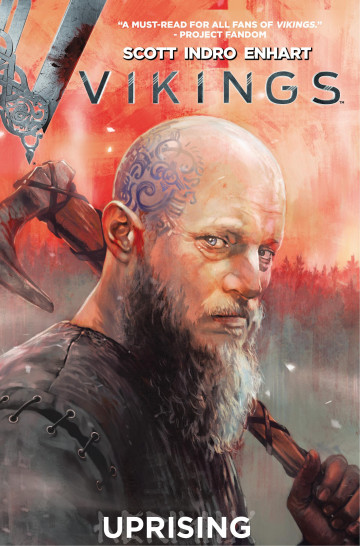 Vikings: Uprising - Cavan Scott