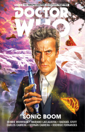 V.6 - Doctor Who: The Twelfth Doctor