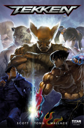 C.3 - Tekken: Blood Feud
