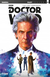 V.2 - Doctor Who: The Lost Dimension
