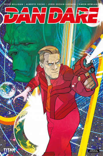 Dan Dare - Peter Milligan