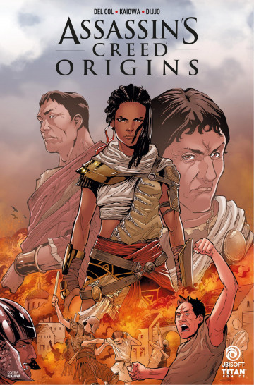 Assassin S Creed Origins V 1 C 2 Volume 1 Chapter 2 To Read Online