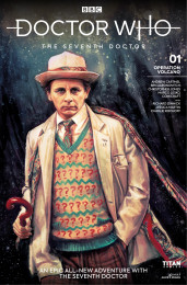 V.1 - C.1 - Doctor Who: The Seventh Doctor